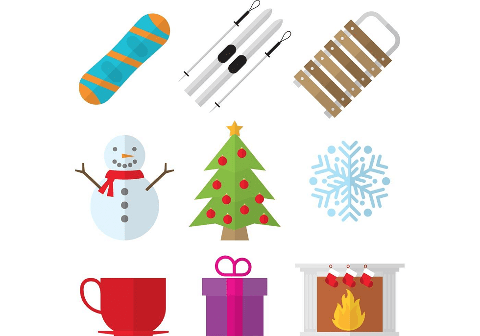 Top-50 Christmas Pictures Clipart 2020: Free & Premium - christmas clipart26