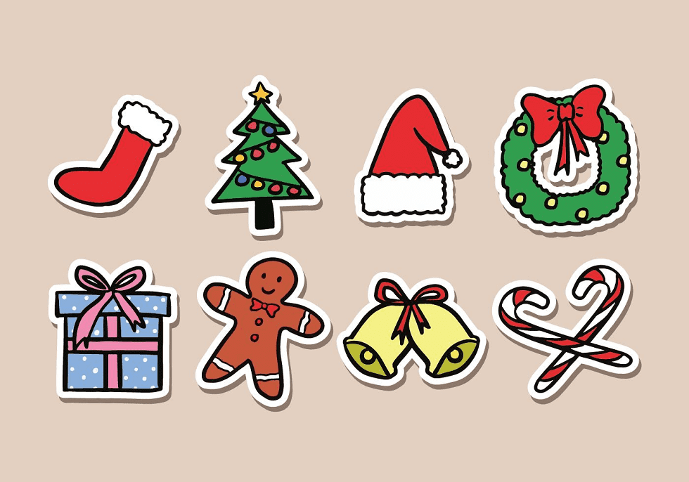 Top-50 Christmas Pictures Clipart 2020: Free & Premium - christmas clipart28