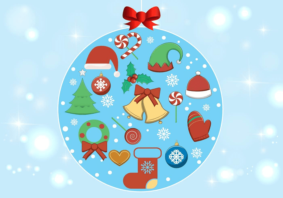 Top-50 Christmas Pictures Clipart 2020: Free & Premium - christmas clipart31