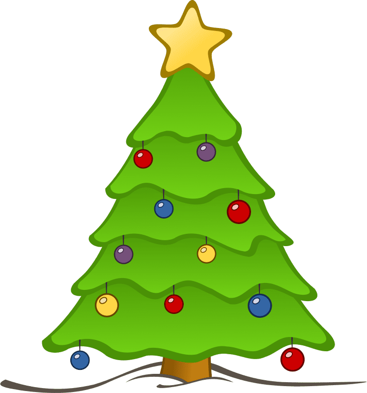 Top-50 Christmas Pictures Clipart 2020: Free & Premium - christmas clipart33