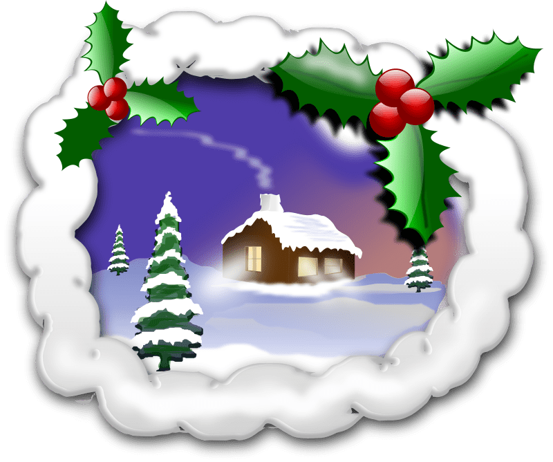 Top-50 Christmas Pictures Clipart 2020: Free & Premium - christmas clipart38