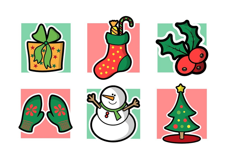 Top-50 Christmas Pictures Clipart 2020: Free & Premium - christmas clipart40