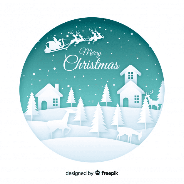 Top-50 Christmas Pictures Clipart 2020: Free & Premium - christmas clipart5