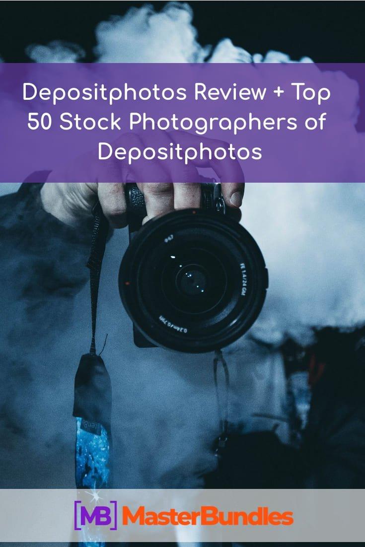 Depositphotos Review. Pinterest Image.