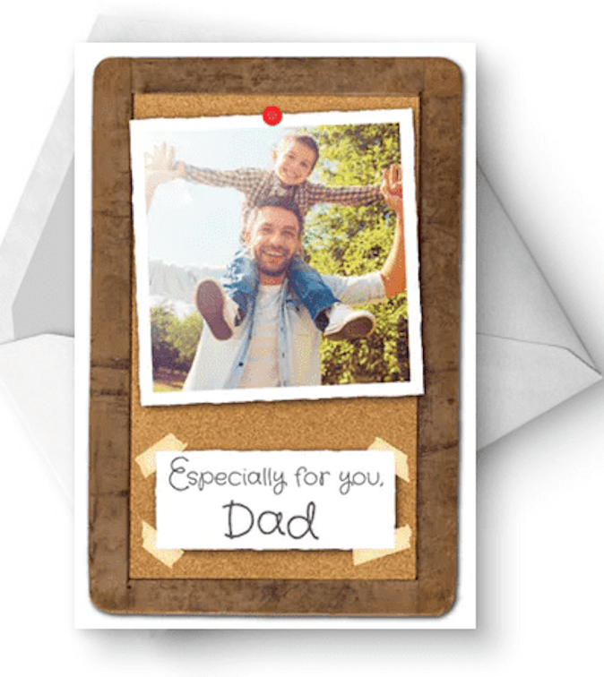 """50+ Best Father's Day Gifts & Cards in 2020: When Saying """"Thank You"""" to Your Dad... - fathers day 4 min"""