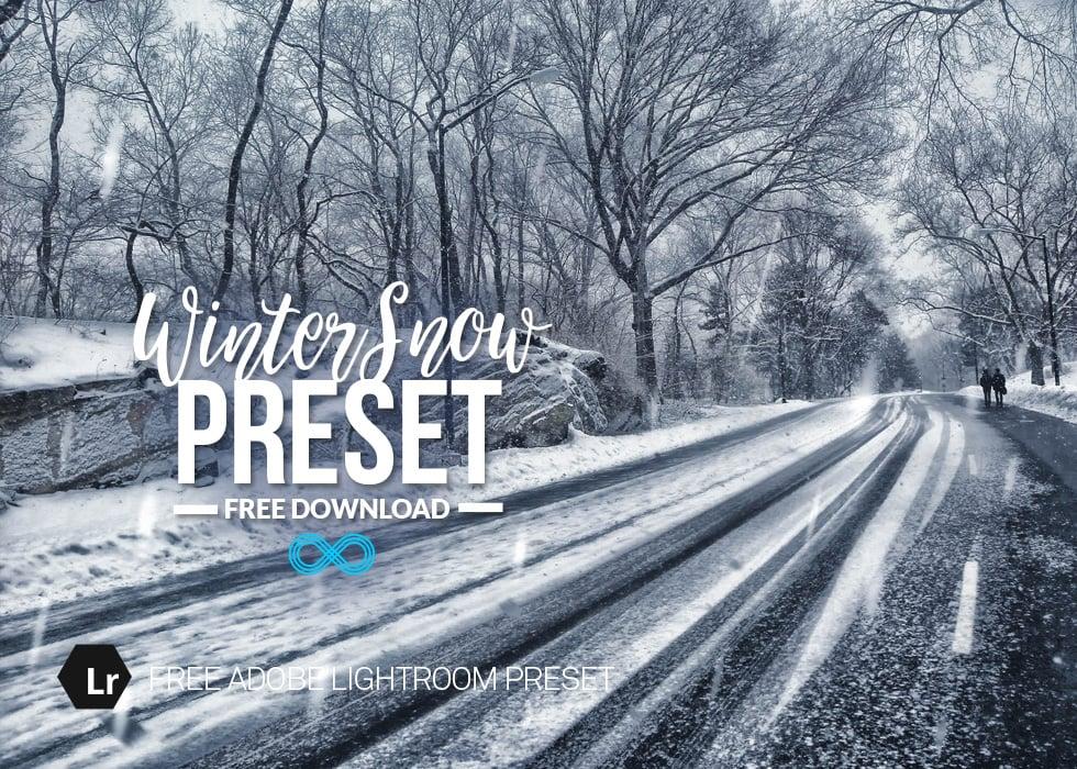 150+ Free Christmas Graphics: Fonts, Images, Vectors, Patterns & Premium Bundles - free snow lightroom preset