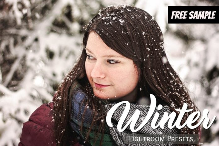 150+ Free Christmas Graphics: Fonts, Images, Vectors, Patterns & Premium Bundles - free winter lightroom presets
