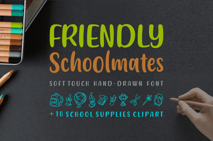 135+ Best Script Fonts in 2020. Free and Premium - friendly schoolmates