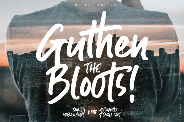 135+ Best Script Fonts in 2020. Free and Premium - guthen bloots