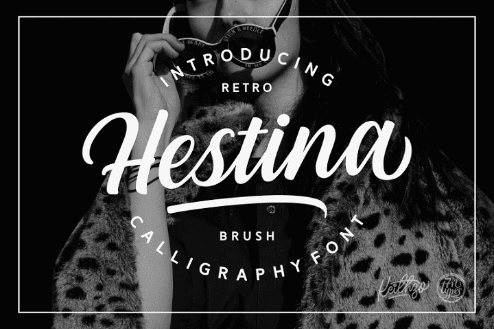 135+ Best Script Fonts in 2020. Free and Premium - hestina
