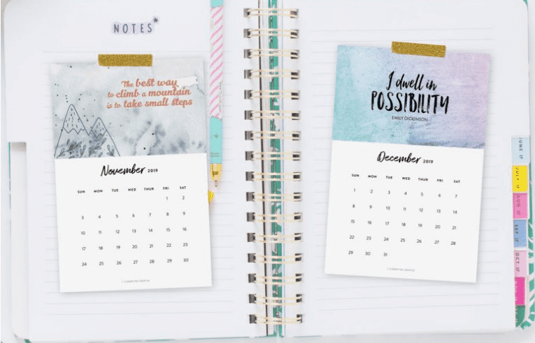 How To Use Calendar Template As Effective Marketing Tool? - image1