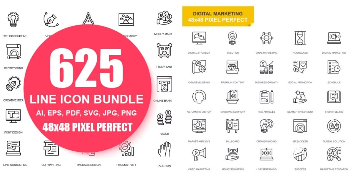 7+ Social Media Icons Bundles To Boost Your Online Presence - image2 3
