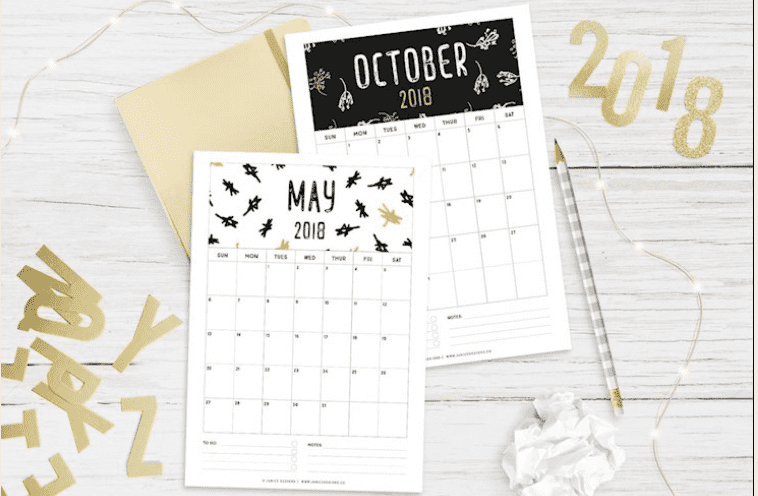 How To Use Calendar Template As Effective Marketing Tool? - image2