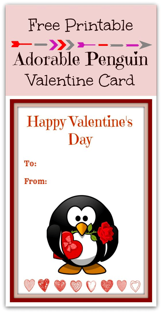 Valentine's Day Postcards: Do not Forget about a Heartfelt Postcard for Your Valentine - image4 min 2