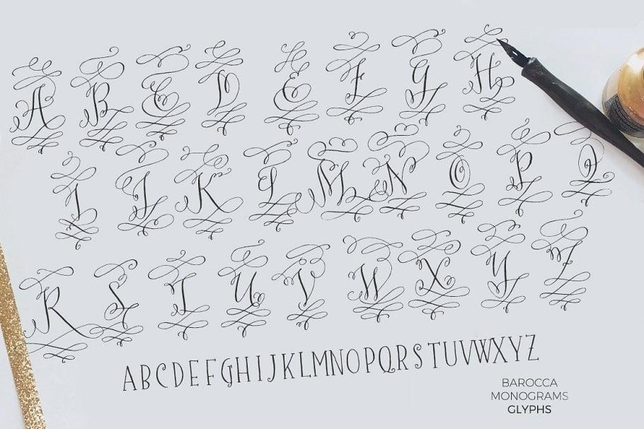 Monogram Maker. 8+ AMAZING Options To Create Monogram Logo Designs With Monogram Maker Online - image5 3