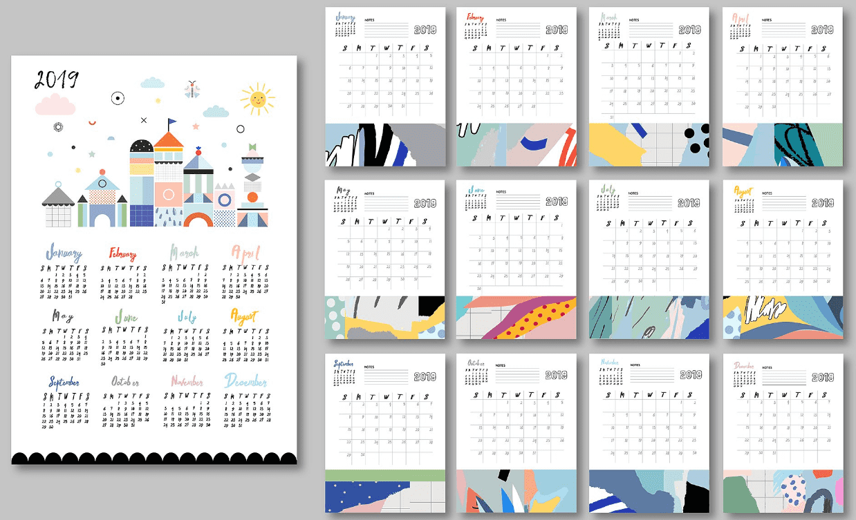 18 Editable Calendar Templates To Keep Track Of Important Dates and Events - image6 1