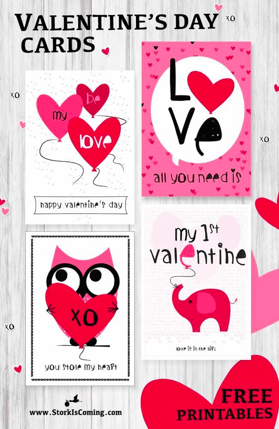 Valentine's Day Postcards: Do not Forget about a Heartfelt Postcard for Your Valentine - image6 min 2