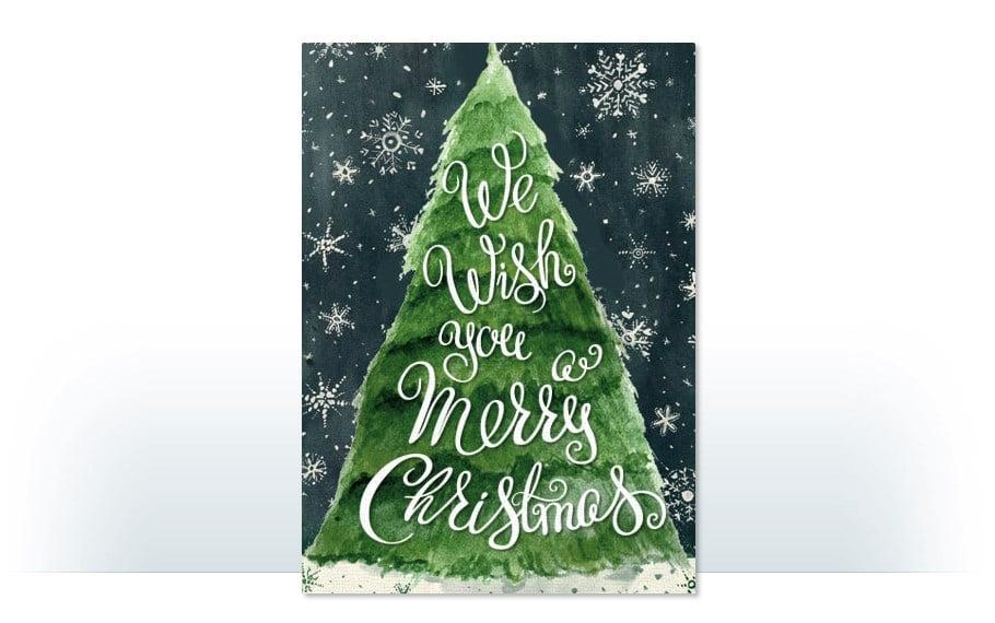 150+ Free Christmas Graphics: Fonts, Images, Vectors, Patterns & Premium Bundles - merry christmas tree