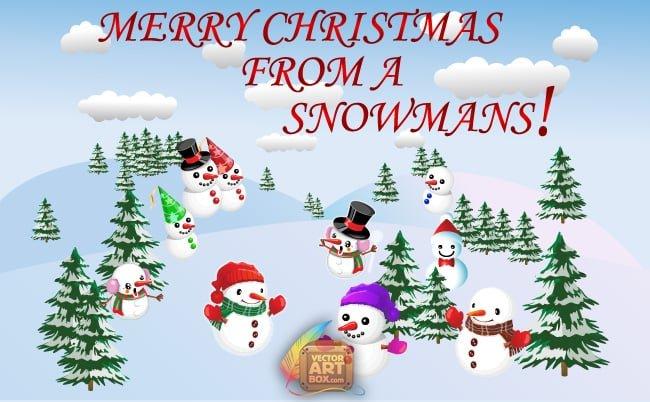 150+ Free Christmas Graphics: Fonts, Images, Vectors, Patterns & Premium Bundles - merry christmas vector