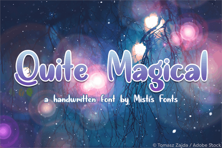 135+ Best Script Fonts in 2020. Free and Premium - quite magical