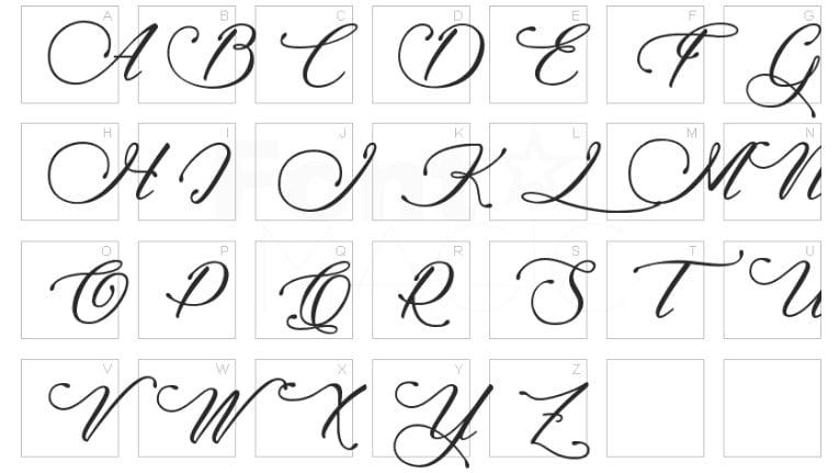 150+ Free Christmas Graphics: Fonts, Images, Vectors, Patterns & Premium Bundles - signature of the ancient font