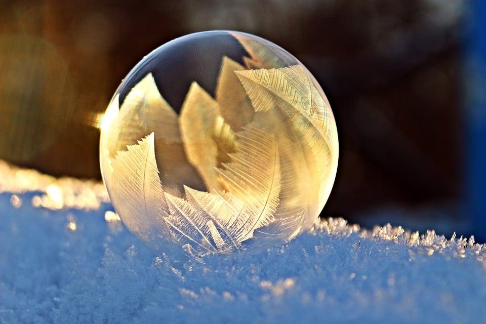150+ Free Christmas Graphics: Fonts, Images, Vectors, Patterns & Premium Bundles - soap bubble