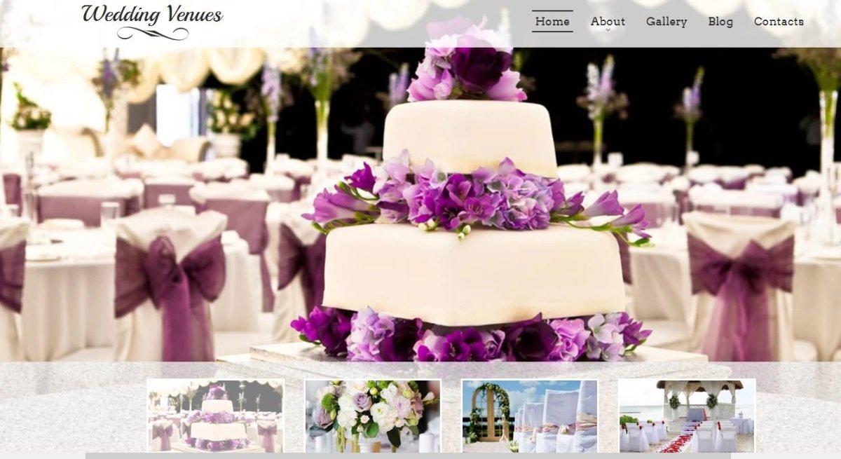 35+ Best Wedding & Dating Website Templates in 2019 - 53059 big