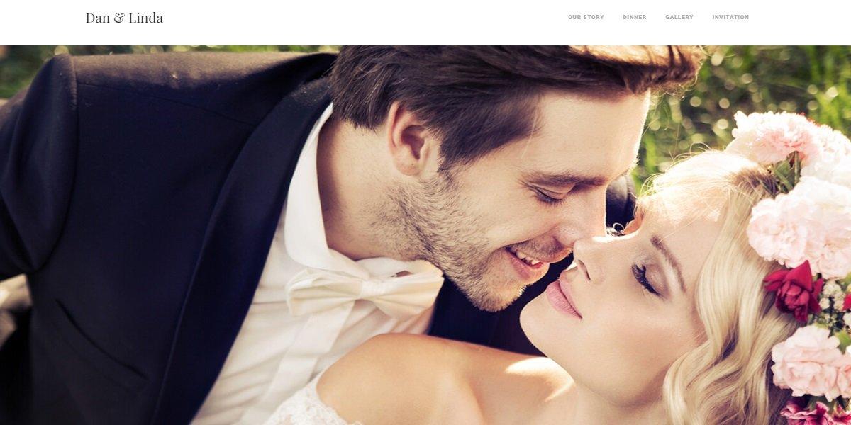 35+ Best Wedding & Dating Website Templates in 2019 - 69863 big