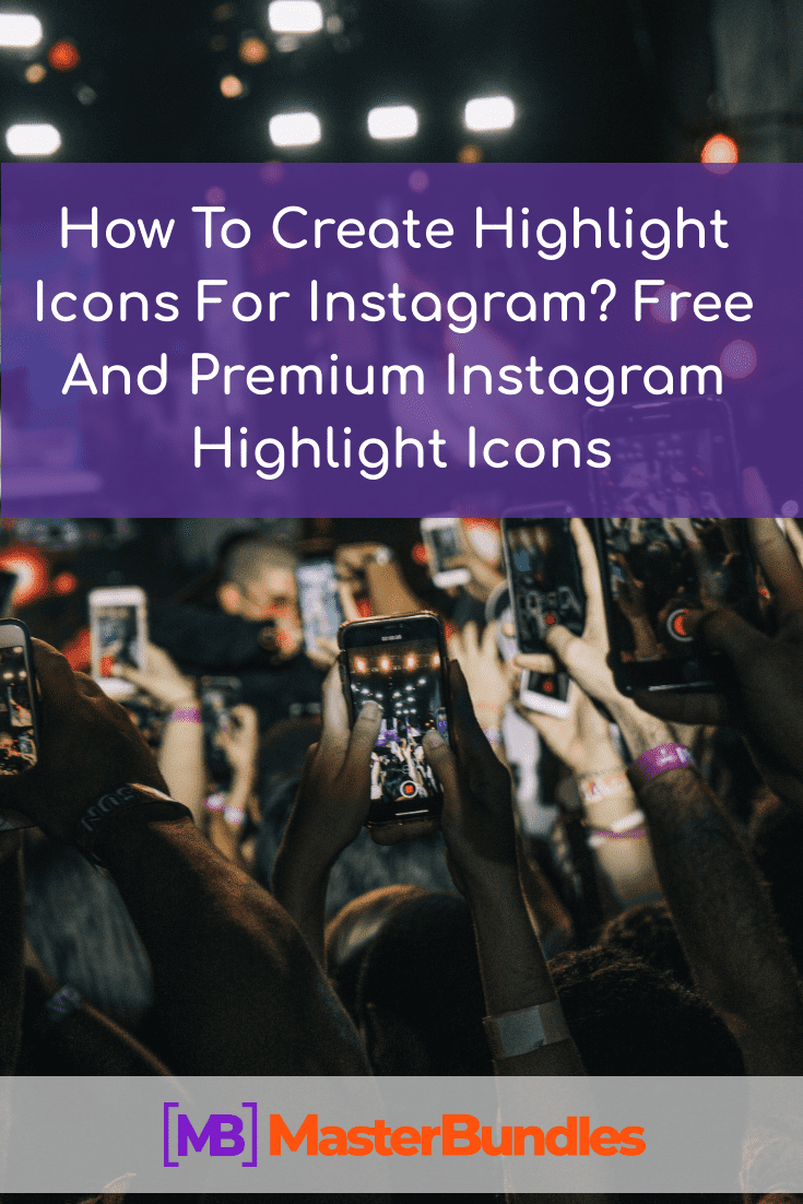How To Create Highlight Icons For Instagram. Pinterest.
