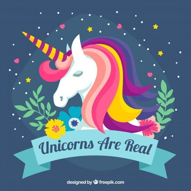 25 Free Stunning Unicorn Backgrounds & Patterns