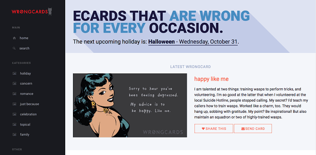 90+ Free Greeting Cards: the Best eCard Websites and a Huge Collection to Get You Inspired - free greeting cards09
