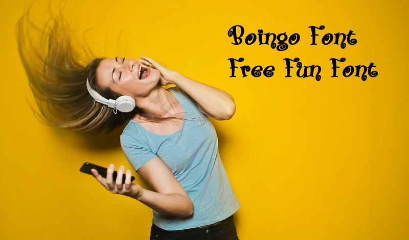 60+ Fun Fonts: Best Free and Premium Funny Fonts - fun fonts08