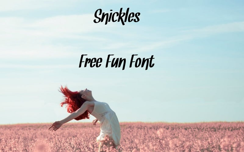 60+ Fun Fonts: Best Free and Premium Funny Fonts - fun fonts31