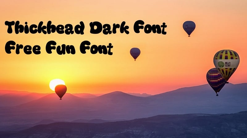 60+ Fun Fonts: Best Free and Premium Funny Fonts - fun fonts37