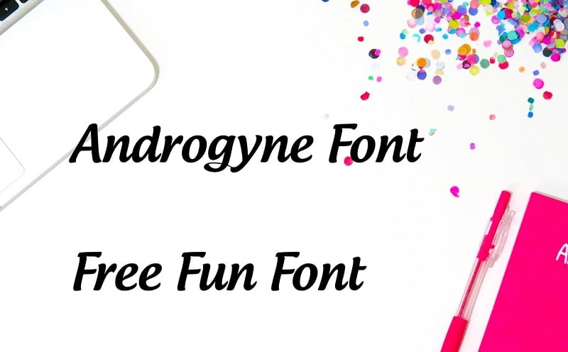 60+ Fun Fonts: Best Free and Premium Funny Fonts - fun fonts39