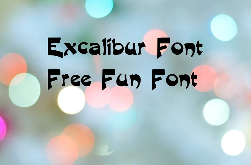 60+ Fun Fonts: Best Free and Premium Funny Fonts - fun fonts41