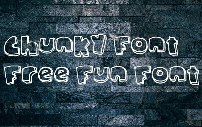 60+ Fun Fonts: Best Free and Premium Funny Fonts - fun fonts45