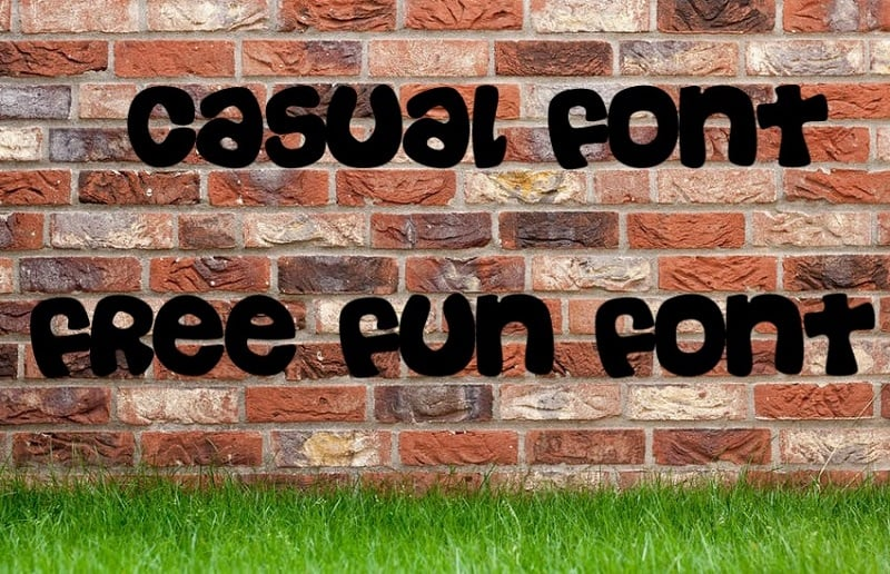 60+ Fun Fonts: Best Free and Premium Funny Fonts - fun fonts50