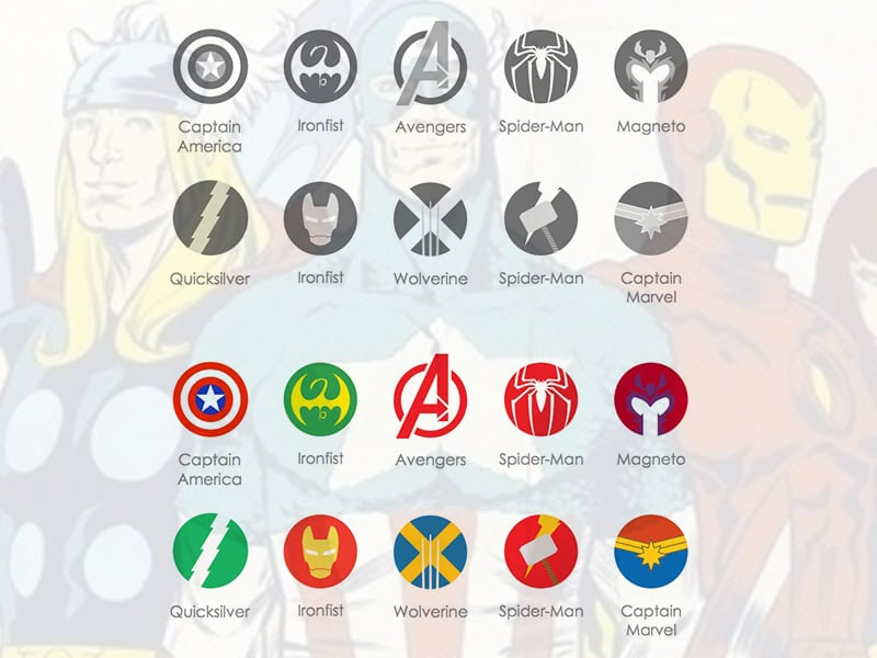 Top 14 Free Icon Packs To Spice Up Your Design - [Icon Sets + Android Icon Packs Compilation] - icon pack04