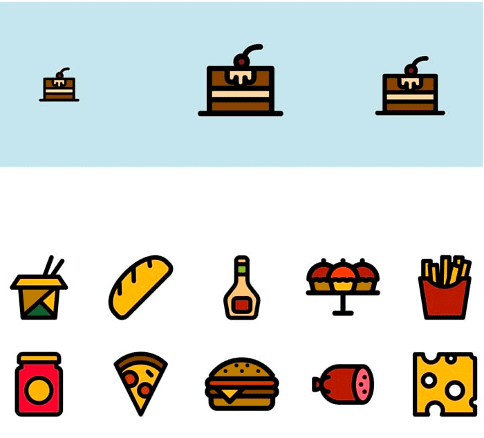 Top 14 Free Icon Packs To Spice Up Your Design - [Icon Sets + Android Icon Packs Compilation] - icon pack08