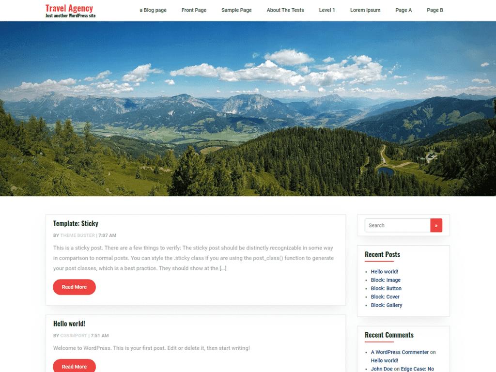 30+ WordPress Gutenberg Themes 2020 - image1 9