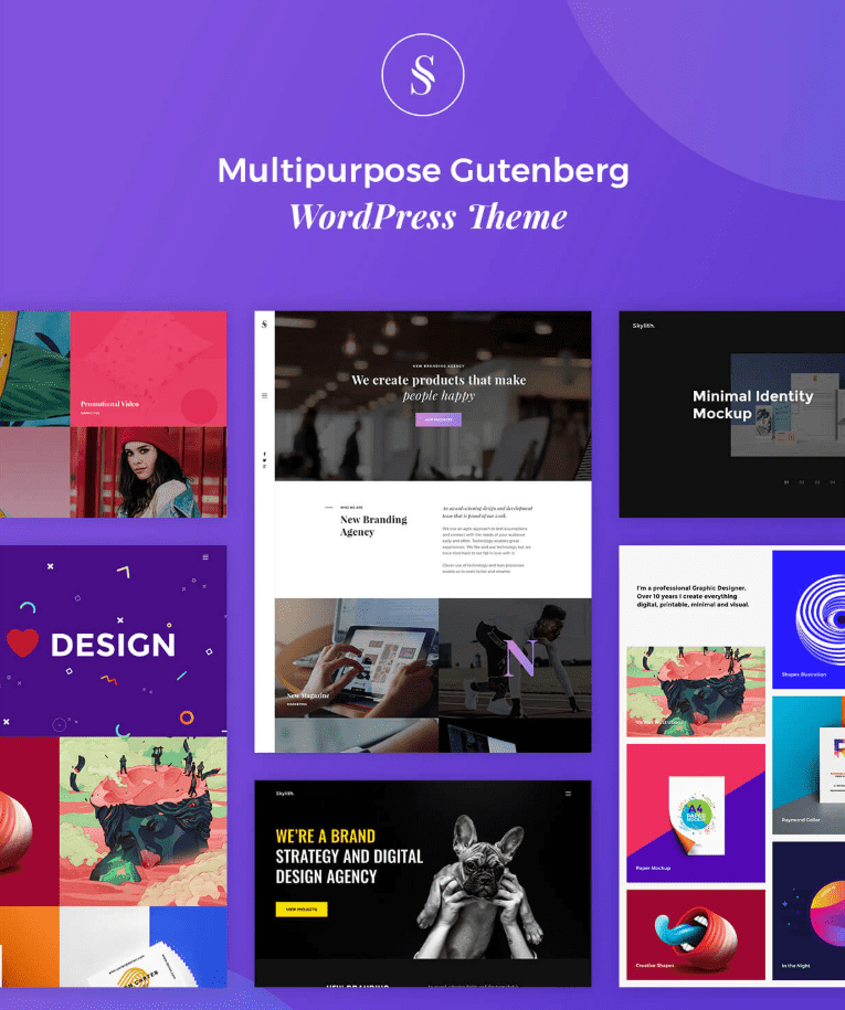 30+ WordPress Gutenberg Themes 2020 - image16 4