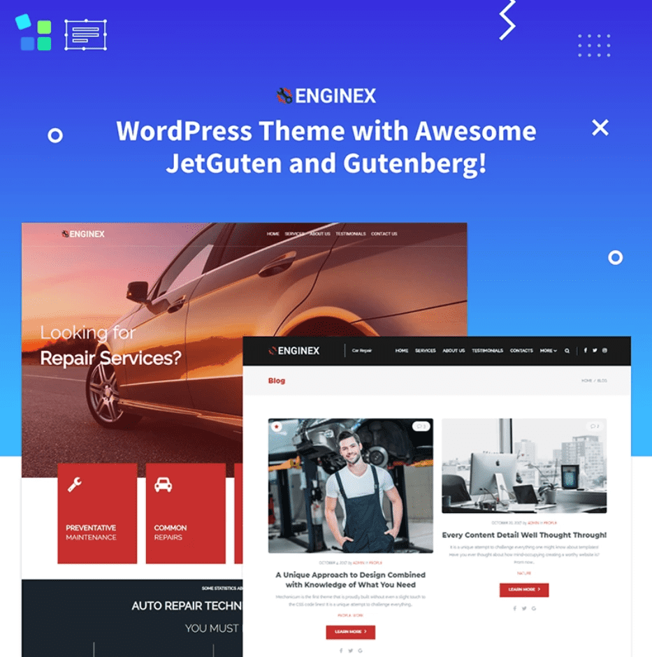 30+ WordPress Gutenberg Themes 2020 - image2 6