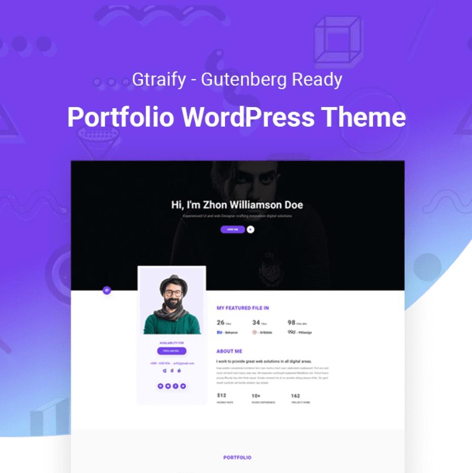 30+ WordPress Gutenberg Themes 2020 - image20 2