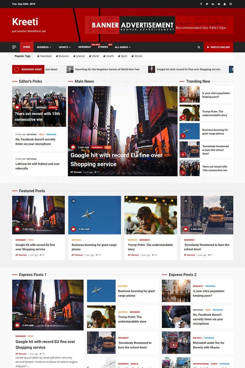 30+ WordPress Gutenberg Themes 2020 - image5 3