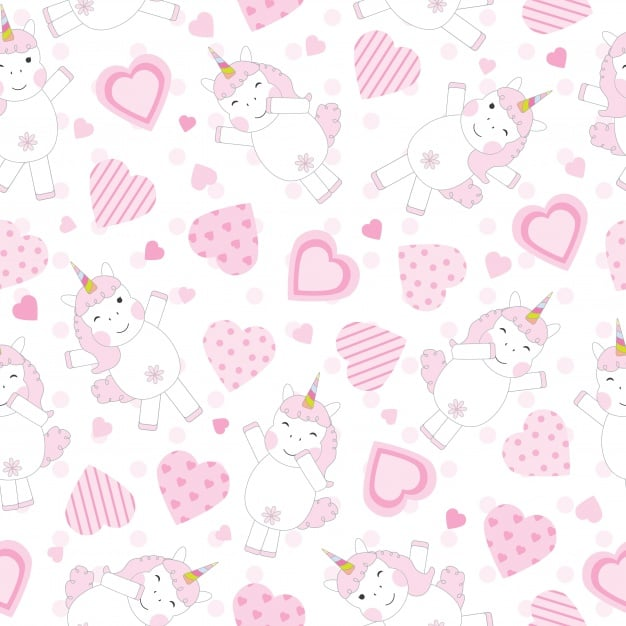 Unicorn pattern design