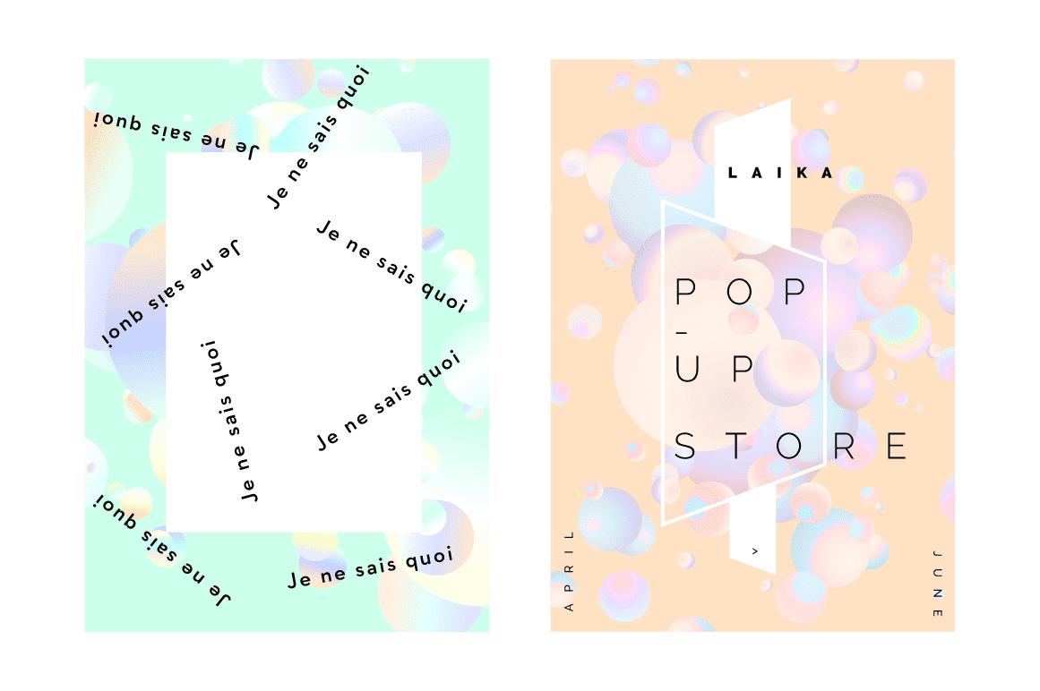 Holographic Pastel & Neon Spheres - Artboard 1 copy 4A