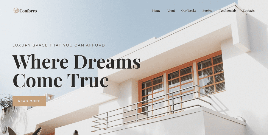 55+ Best Hotel WordPress Themes 2021 That Make The Difference - conforro