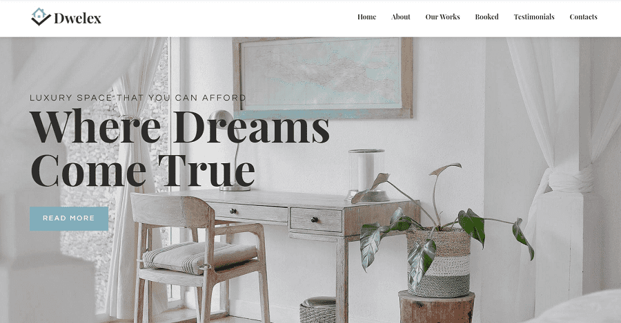 55+ Best Hotel WordPress Themes 2021 That Make The Difference - dwelex