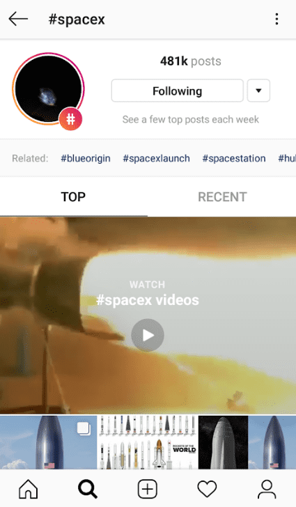 Top Instagram Hashtags in 2020: Wedding, Fitness, Food, Fashion and Photography - instagram hashtags08